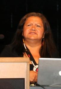small Marsha Small (Northern Cheyenne) Chemawa